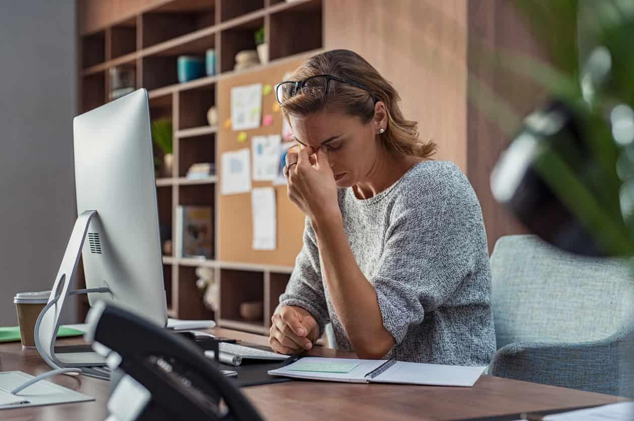 ecco cosa accade al tuo corpo quando odi il tuo lavoro