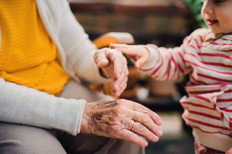 bambini e anziani