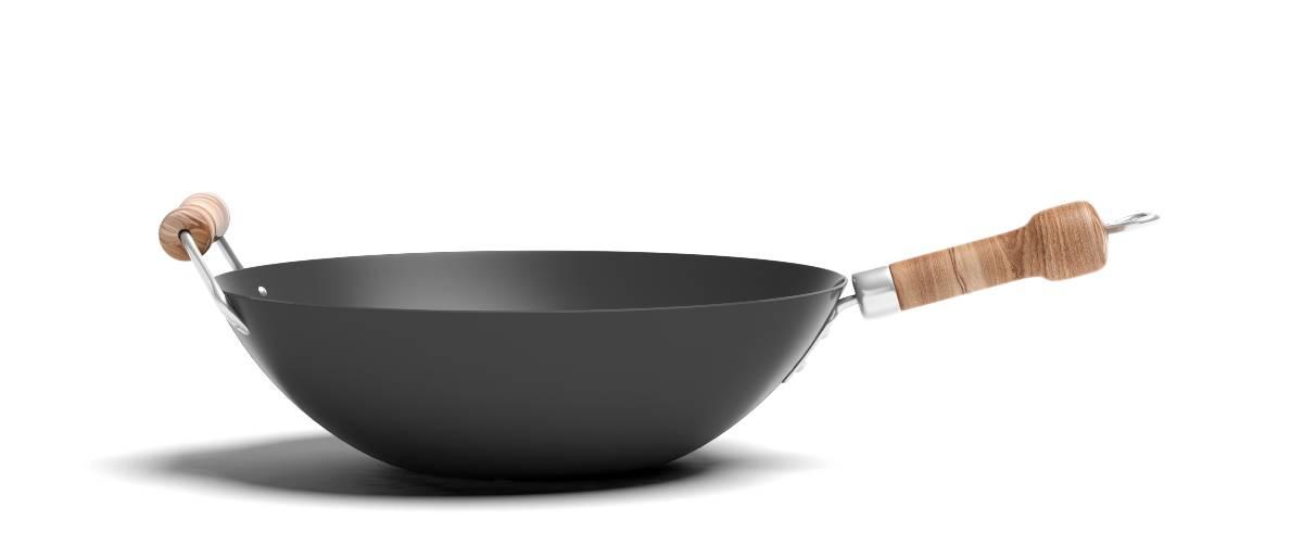wok padella cinese