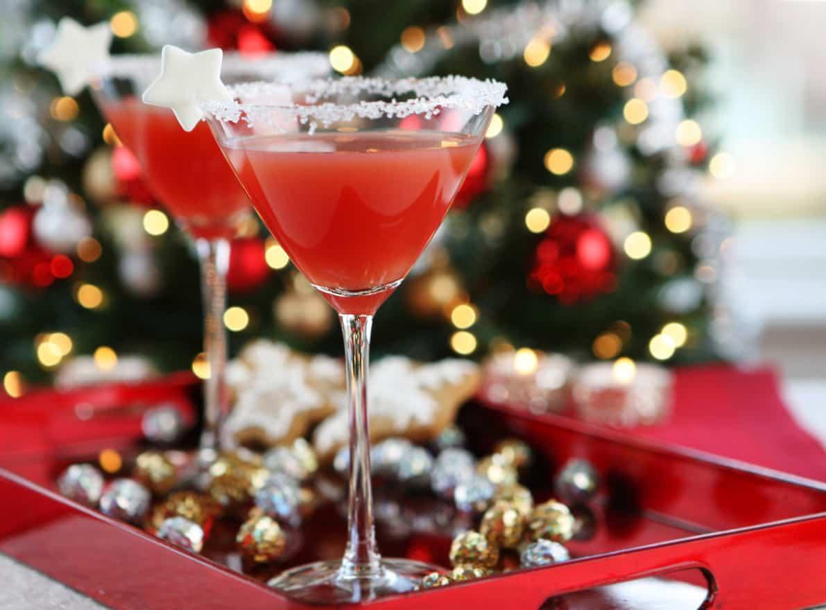 Pranzo di Natale | 8 cocktail che non possono mancare