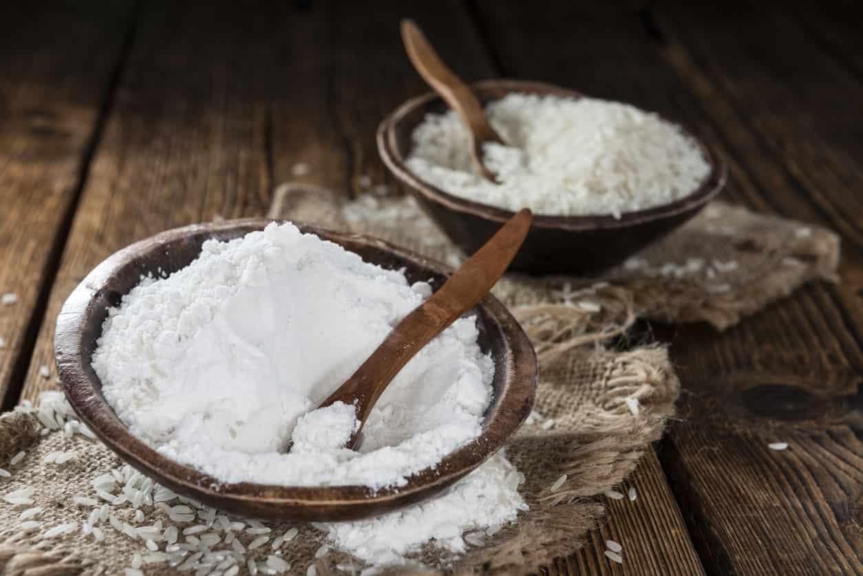 Amido di riso   Le migliori ricette di bellezza per la pelle