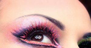 Mascara colorato | la tendenza makeup 2020
