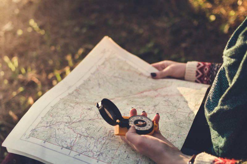 mappe e orientamento