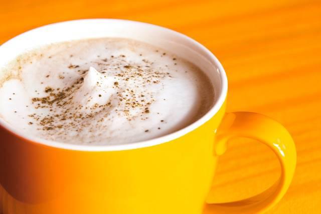 Il latte non latte Pumpkin Spice Latte