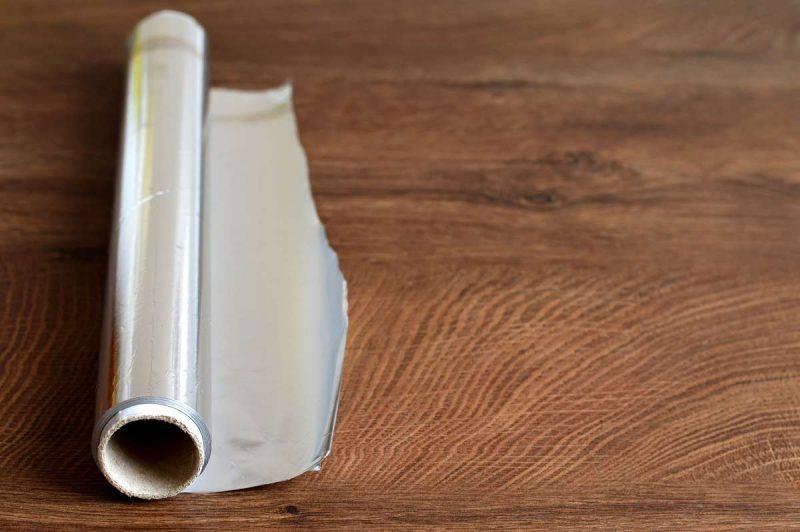 alluminio foglio