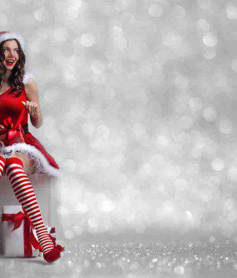 sexy outfit natale