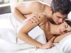 desideri sessuali uomo a letto