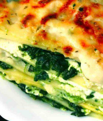 Lasagne con salmone