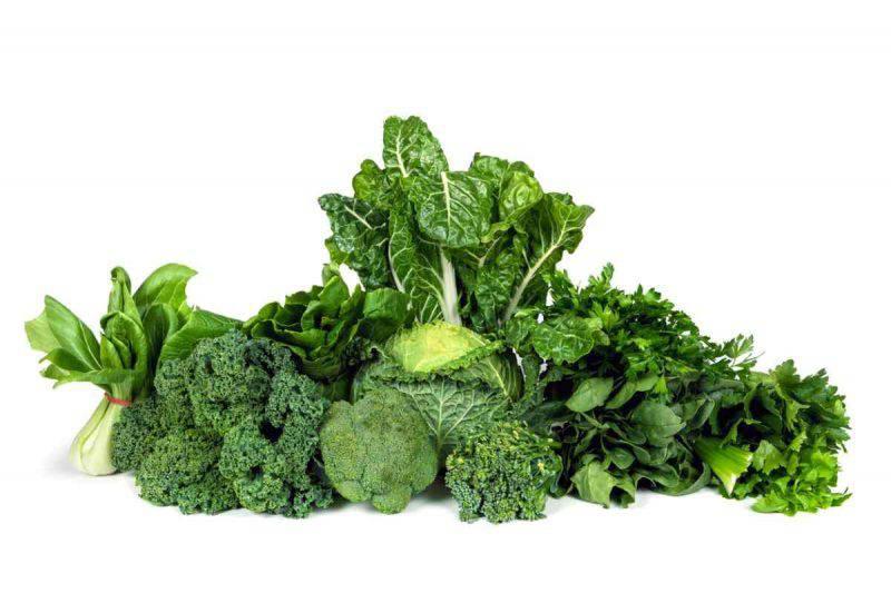 Broccoli cavoli e cavolfiore