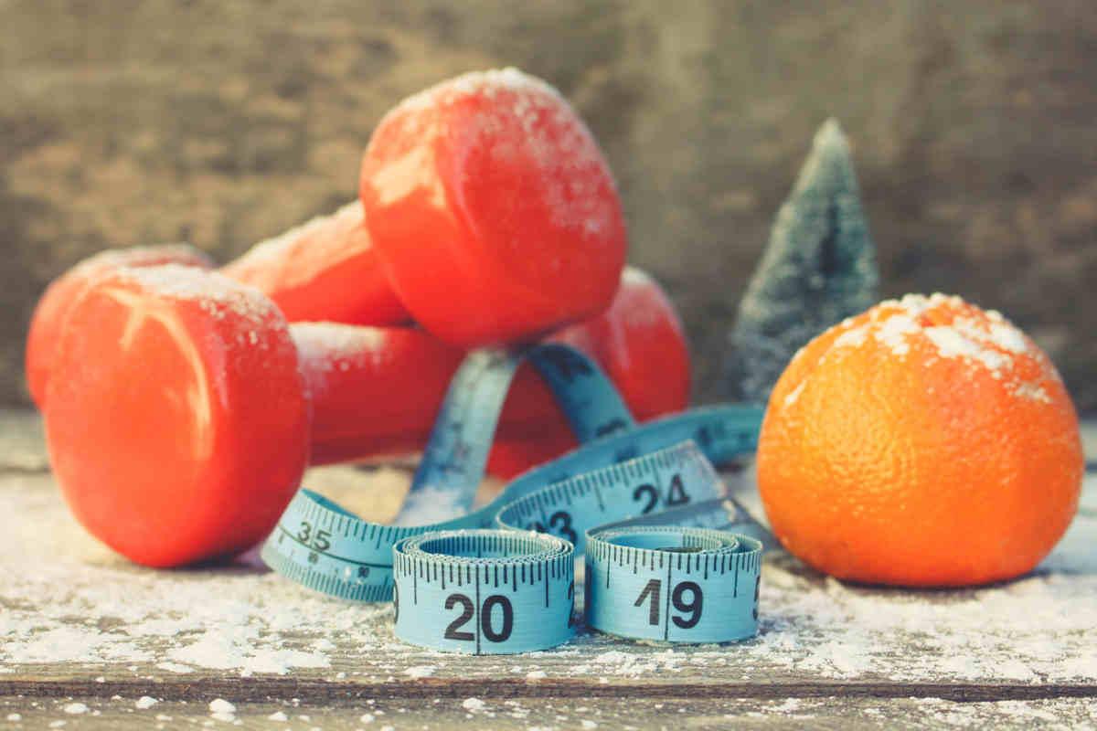 peso forma a Natale