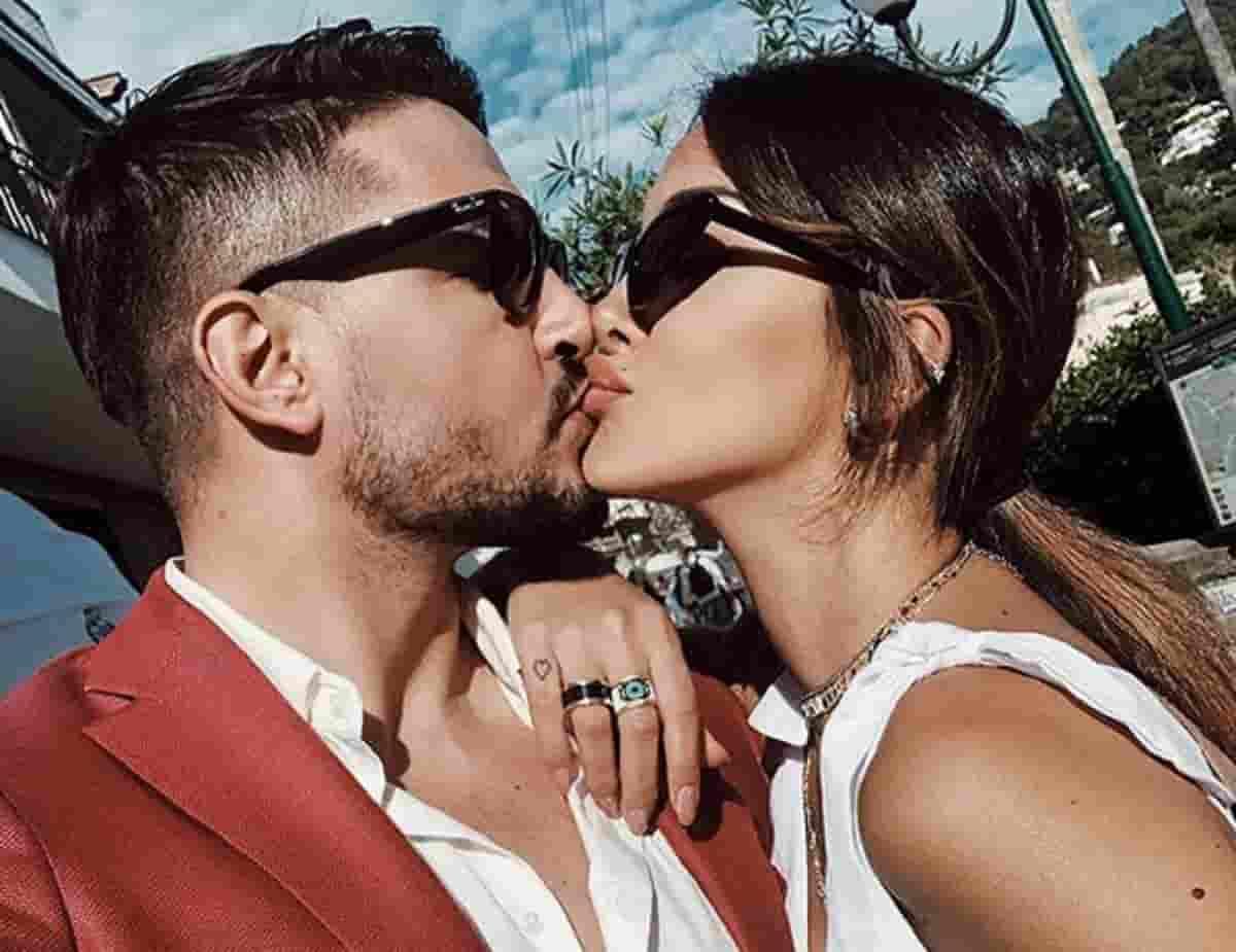 uomini e donne rosa perrotta intimita pietro