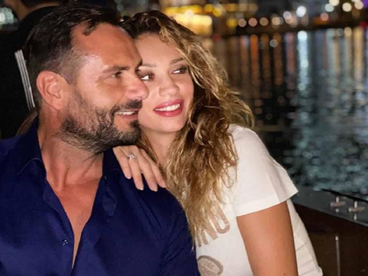 Enzo Capo e Pamela Barretta del trono over