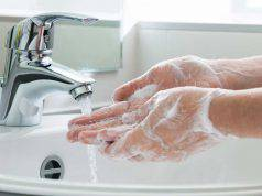 Lavare spesso le mani