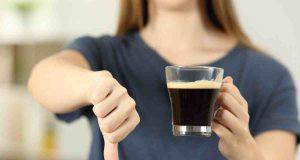 Limitare uso del caffè con il mal di denti