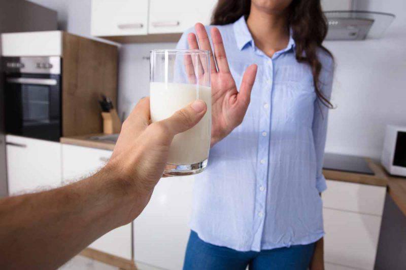 Non bere il  latte