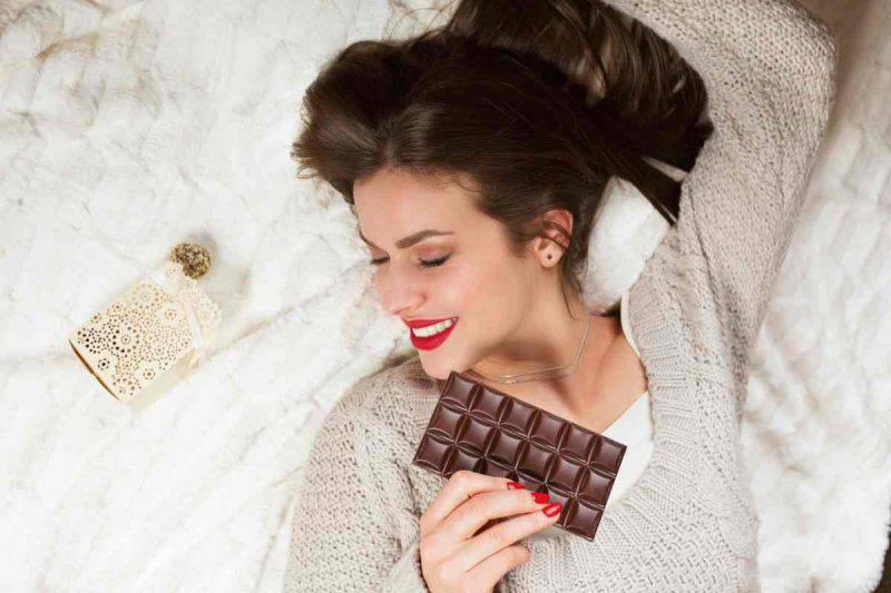 Cioccolato fondente e salute