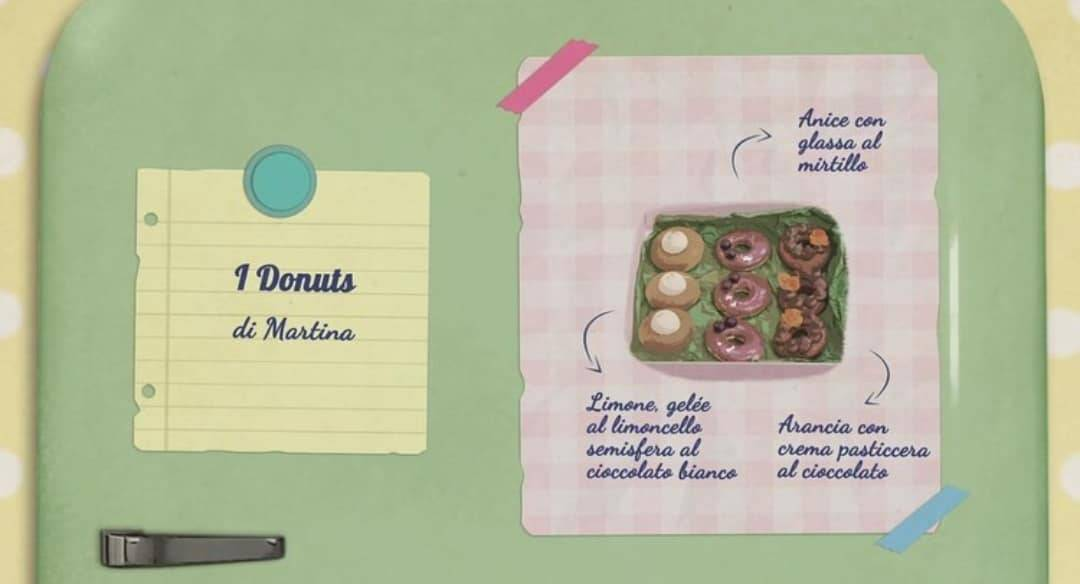Bake off Italia | i donuts di Martina Russo