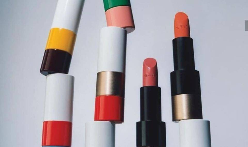 Makeup | Hermes lancia la sua prima linea di rossetti