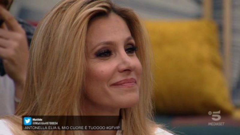 Adriana Volpe sfogo al GF Vip