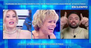 Domenica Live, Confronto Floriana e Paola