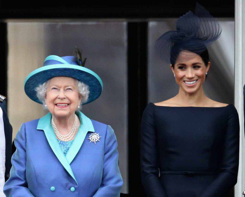 La Regina Elisabetta rispetta le volontà di Harry e Meghan
