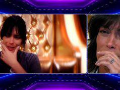 Grande Fratello Vip, Fernanda piange