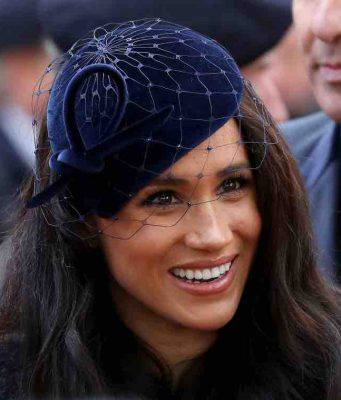 Meghan Markle look