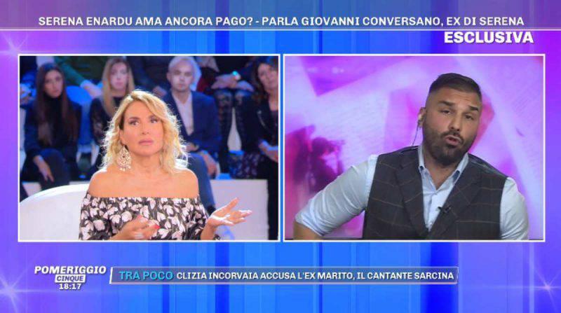 Giovanni Conversano vs Serena Enardu