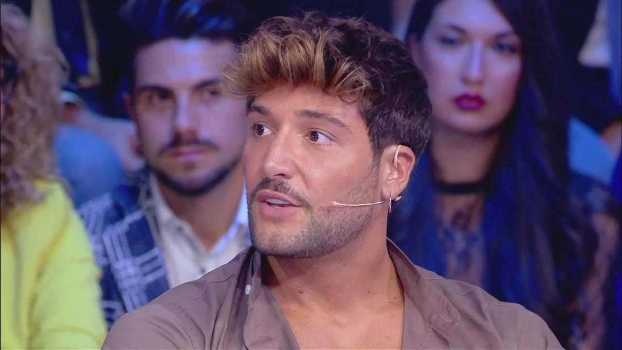 GF Vip, Matteo Alessandroni concorrente
