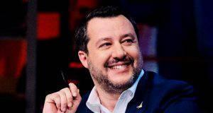 Matteo Salvini cachet sanremo