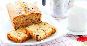 Plum cake integrale di mele ricetta