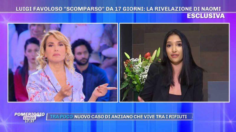 Pomeriggio 5, Luigi Favoloso