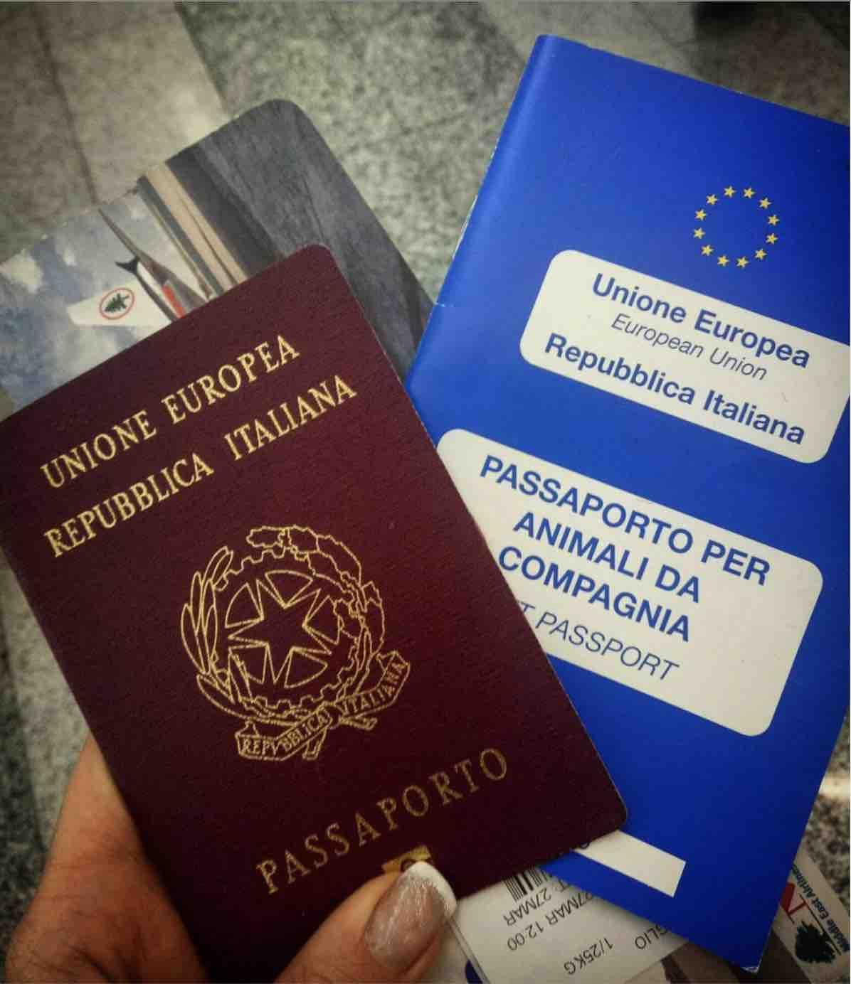 come fare passaporto cane