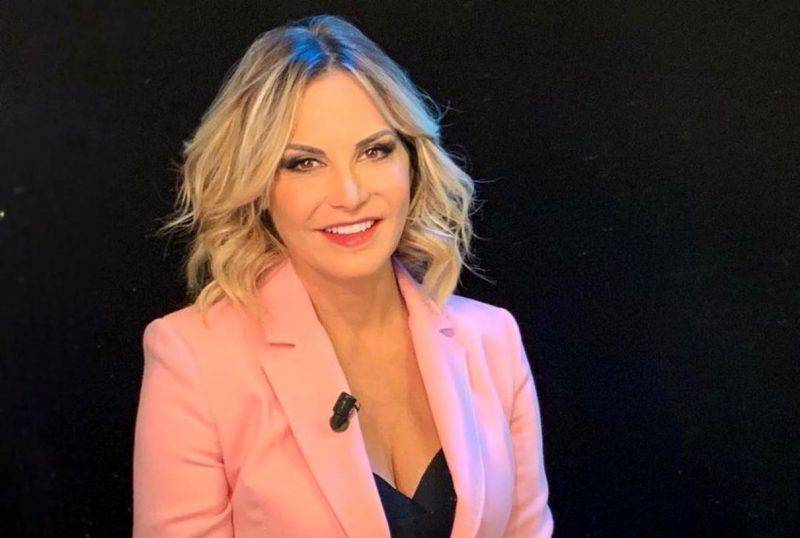 Simona Ventura Isola 2020