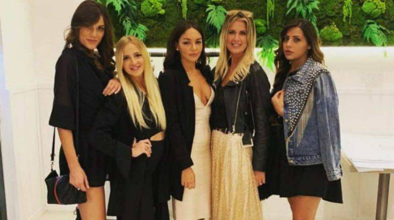 Il cast femminile di Temptation Island