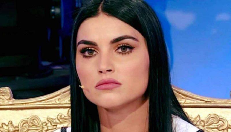 Teresa Langella del Trono classico di sfoga