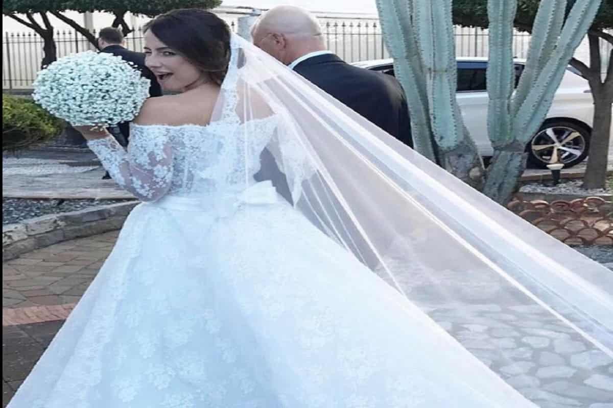 uomini e donne anna munafo sposa