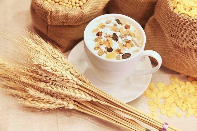 Cereali a colazione