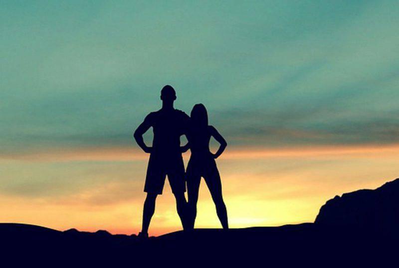 coppia fitness