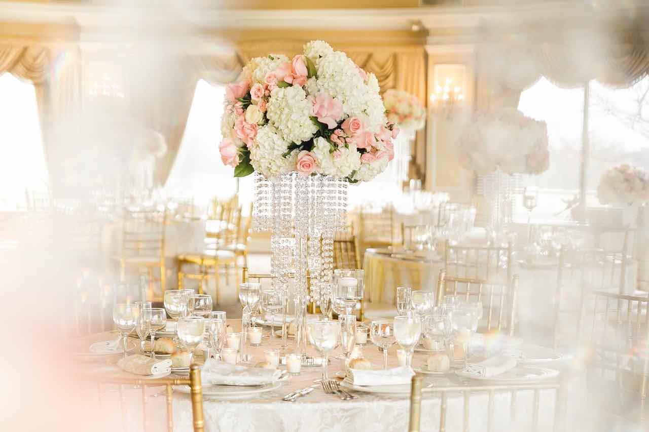 organizzare tavoli matrimonio