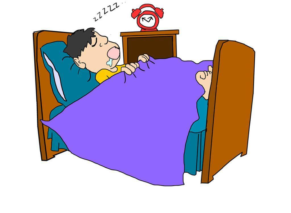 dormire sonno letto