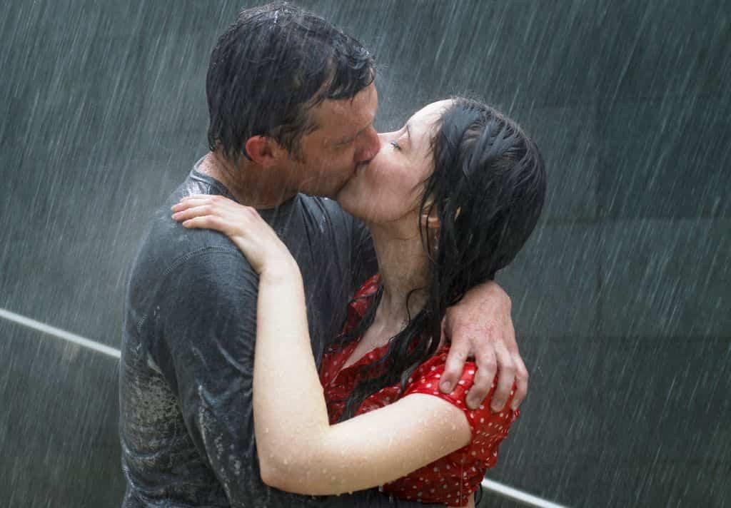 Bacio coppia