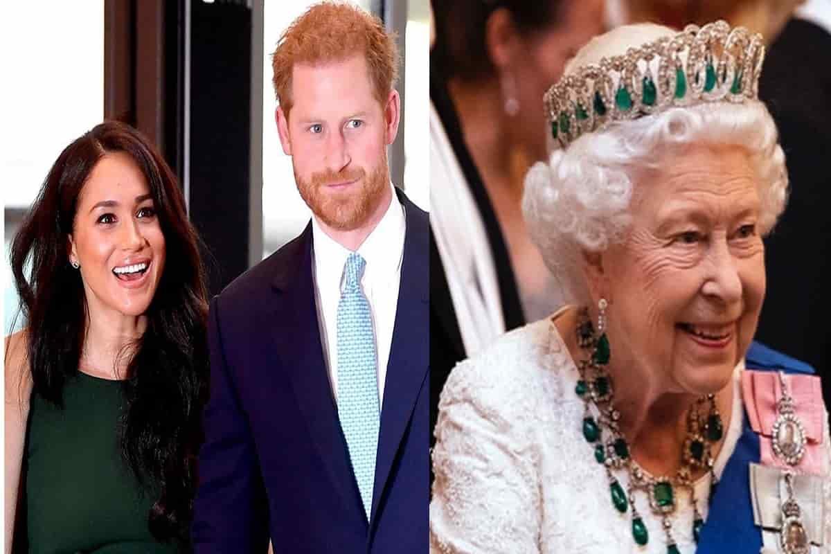 harry e meghan reazione regina elisabetta