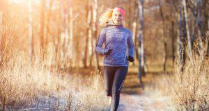 Correre e non sentire freddo
