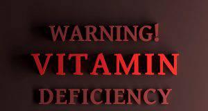 carenza vitamine per ortoressia