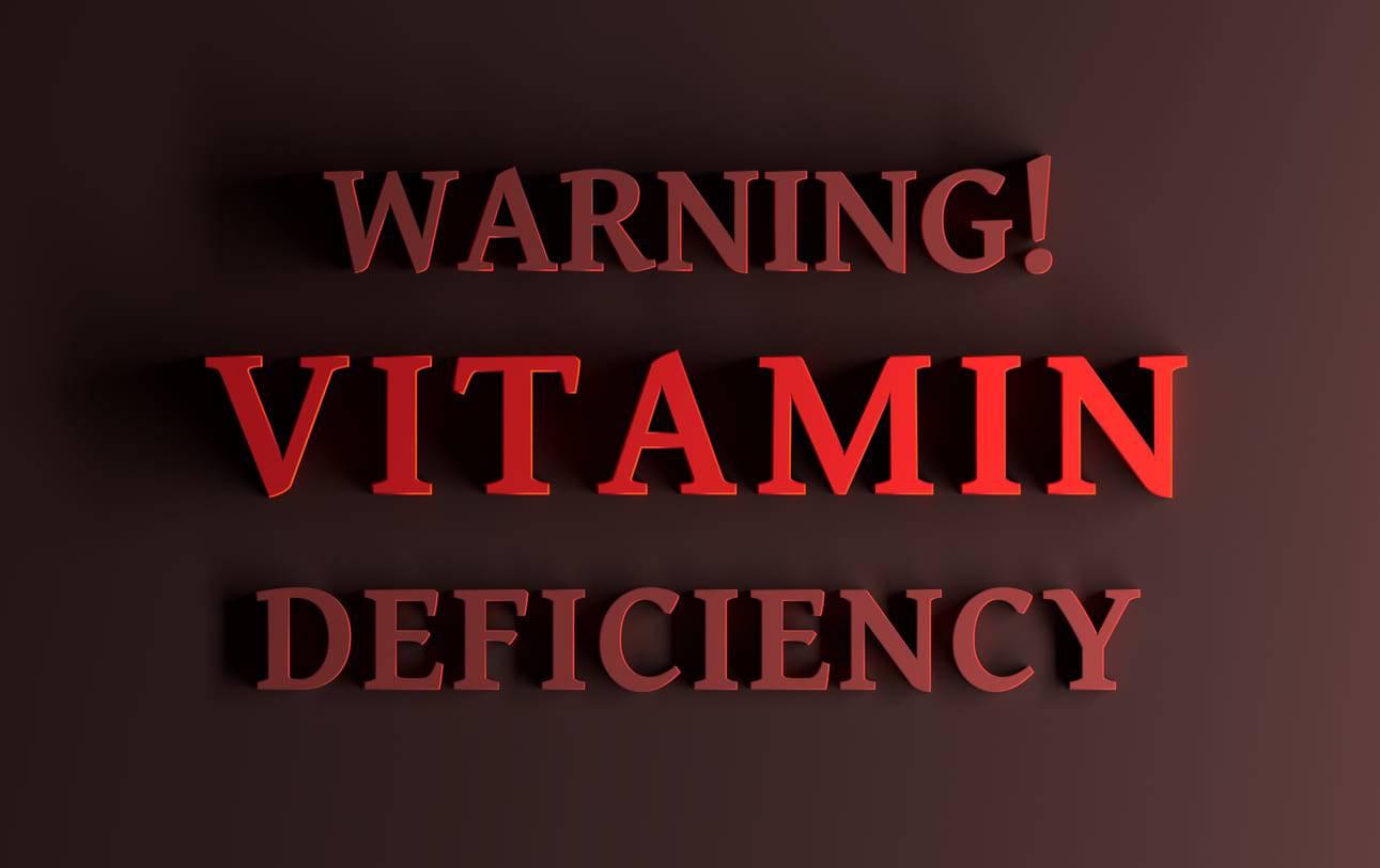 Ecco 7 segnali che indicano carenza di vitamine