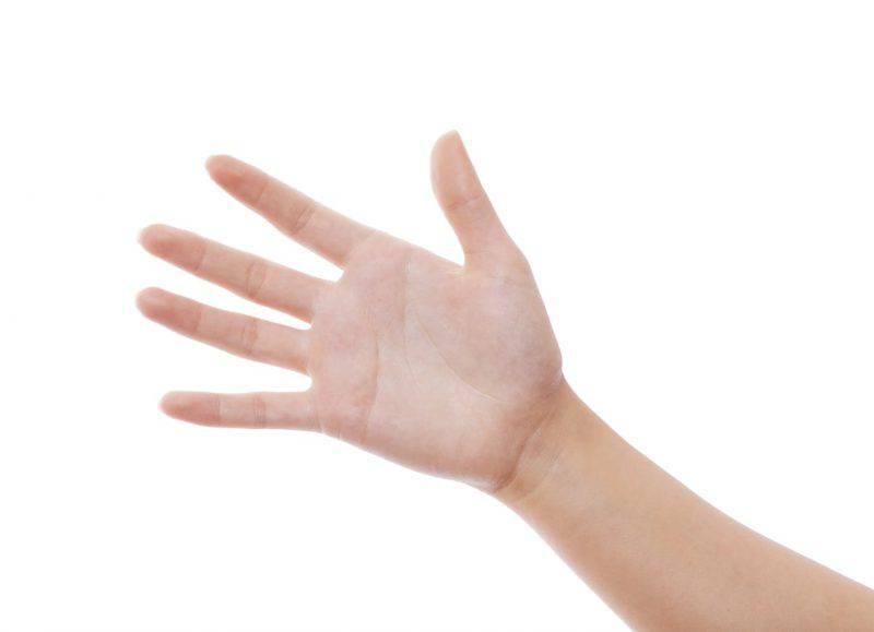mani salute sintomi cancro