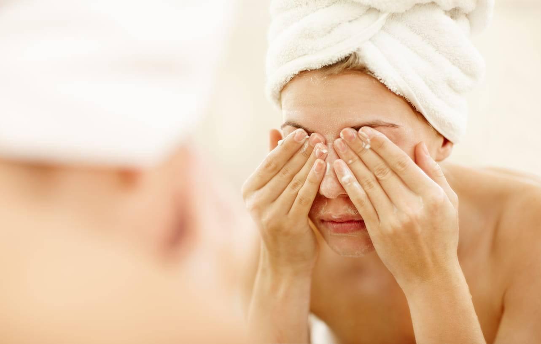 I 7 errori piùcomuni durante la pulizia del viso