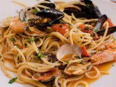 Spaghetto allo scoglio