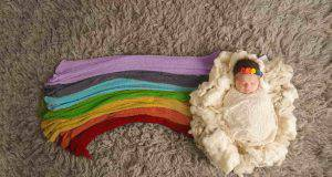 Bambini arcobaleno | chi sono i bimbi che portano la luce